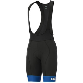 Alé Cycling Graphics PRR Sella Bib Shorts Heren, blauw/wit
